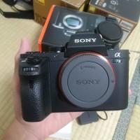 Jual Sony - Alpha a7 II  With FE 3.5-5.628-70 OSS Lens Murah