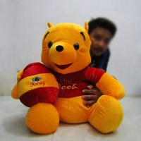 Jual Boneka Winnie The Pooh Honey Jumbo Murah