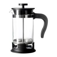 Jual Alat French Press Pembuat Kopi Teh IKEA UPPHETTA Coffee Tea Maker 0.4L Murah
