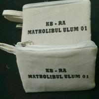 Jual dompet alat tulis / koin hadiah / blacu resleting besi / dompet murah  Murah