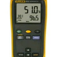 Fluke 51 II Single Input Digital Thermometer fast respo Murah