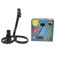 Jual Lazypod Snake Smartphone Monopod - Black  Murah