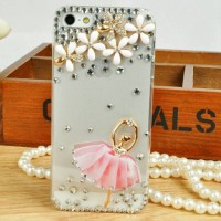 diamond blinkcase bling swarovski case casing hp iphone 5 6 7 8 X Ten