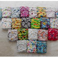 Jual Popok Bayi Clodi Babyland Snap Microfiber   cloth diaper 100% ORIGINAL Murah