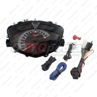 Speedometer Spedometer Spidometer Digital Koso for Jupiter Mx Old 135