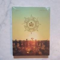 Album SF9 - KNIGHT OF THE SUN O Sole Mio Official Original Korea