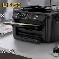 Printer Epson L1455 A3 WiFi Duplex All-in-One 4-Warna-Infus