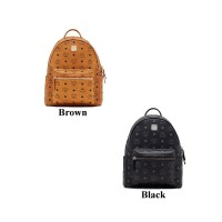 Backpack MCM Stark Bebe Boo Medium Original