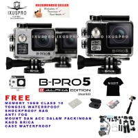 Brica B-Pro5 Alpha Edition Mark II 4K/Brica BPro 5 Mark 2/Brica AE 2