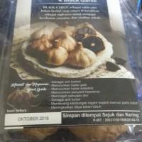 Jual Black Garlic (Bawang Hitam) Kemasan Besar Isi 6 Murah