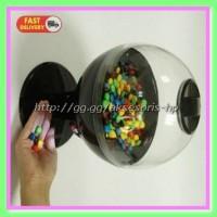 Motion Activated Magic Candy Dispenser Dispenser Snack Black