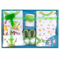 Jual  Kiddy Baby gift set jumper lengan pendek T3010 Murah