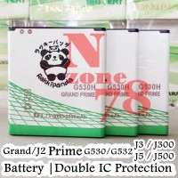 Baterai Samsung Galaxy Grand Prime G530H Rakkipanda Double Power