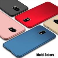 Samsung J7 Plus HardCase DELKIN GEA Soft Touch Baby Skin Hardcase Slim