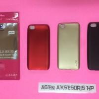 Jual Case UME EMERALD Xiaomi 5 Mi5 5.15 inchi Softjacket Smooth Tou GARANSI Murah