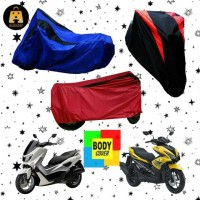 Body Cover Motor Waterproof /Tutup Motor sport 250cc, 100% Polyster