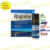 New Look (Kemasan Baru) Men's Rogaine 5% Minoxidil 60 ml PER BOTOL