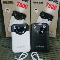 Power Bank Advance Digitals J3-7800 Murah Bandung