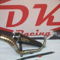 harga Knalpot Racing M4 Yamaha Mio Smile Fullsystem Best Quality Tokopedia.com