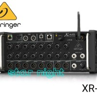 harga Behringer X Air Xr18 Mixer Digital For Ipad-android With Wifi And Usb Tokopedia.com