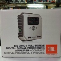 Power JBL MS-A1004 ( 4 kanal built in DSP)