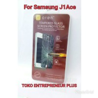 Tempered glass oren for Samsung J1ace