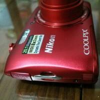 Nikon COOLPIX S3600 20.1MP CAS resmi Alta Nikindo