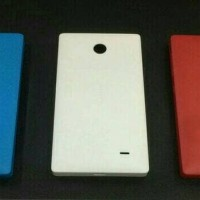 Backdoor Nokia X 4.0 inchi Housing Cover tutup Belakang HP