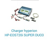 Charger hyperion HP-EOS720i super duo3