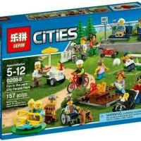 Lego Lepin 02058 Fun In The Park