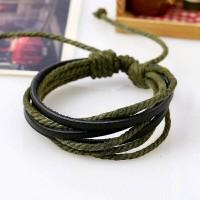 harga Gelang Army Look Pria 2 Warna Aksesoris Cowok Tokopedia.com