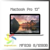 Macbook Pro Retina MF839 8/128GB Cash & Kredit Laptop Proses Mudah
