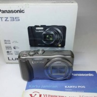 Panasonic LUMIX DMC-TZ35 (NEW 100%) resmi PT.Panasonic Gobel Indonesia