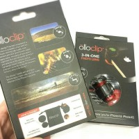 olloclip iphone 4 4s / foto iphone / wide / fisheye / macro iphone