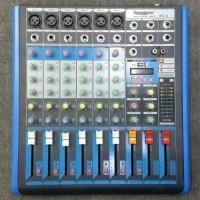 harga Mixer Audio Soundbest Mc 6 Usb 6 Ch Moni Kabe Tokopedia.com