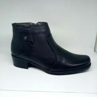 harga Sepatu Boot Wanita Kulit Kerja Scorpion Tokopedia.com