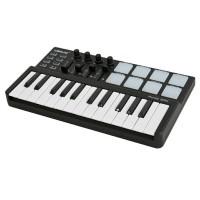 midi keyboard / piano controller + pad + fader WORLDE PANDA MINI
