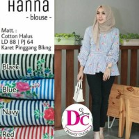 hanna blouse by DC fashion outlet