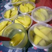 ngemil sehat enak segar snack sehat MANISAN mangga untuk diet kurus