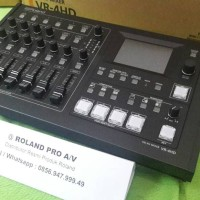 Mixer Video Audio Switcher Roland VR-4HD / VR4HD