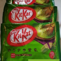 Jual Kit Kat Mini Uji Matcha 13 pc Murah