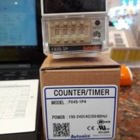 AUTONICS COUNTER/TIMER FX4S-1P4 NEW PRODUK