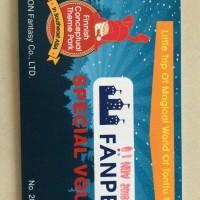 Tiket Fanpekka AEON MALL JGC CAKUNG