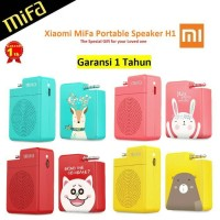 harga Portable Speaker Stereo Mini Xiaomi Mifa H1 3.5mm Audio Plug N Tokopedia.com