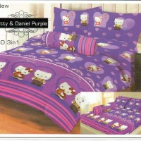 Promo Sprei Lady Rose Hello kitty 180x200