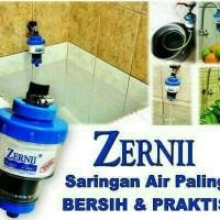 Filter keran air Saringan kotor bau kuning sanyo ZERNII jernih bersih