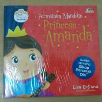 Kisah Princess Pertamaku : Permainan Mandolin Princess Amanda