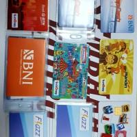 E-Toll Card / E Money / / FLAZZ / BNI Tap Cash / BTN