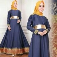 mayasa syari benhur busana muslim hijab gamis maxi maysha KT