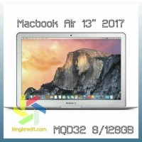 Harga macbook air mqd32 8 128 2017 cash kredit laptop proses   Hargalu.com